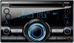 AUTO RADIO RÉCEPTEUR 2 DIN CD/USB/MP3/WMA/Bluetooth®,