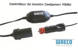 Controleur de tension Coolpower M50U