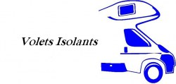 Volets isolants camping car mobil home liberte loisirs for Volets interieurs isolants