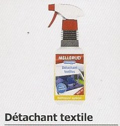 Détachant textile
