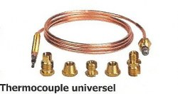 Thermocouple universel