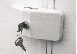 Thule Door lock
