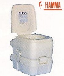 WC portables Fiamma Bi-pot 30